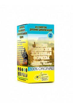 МАСЛО ЙЕМЕНСКОЕ УСИЛЕННАЯ ФОРМУЛА (Yemeni Oleum – Consectetur Formula) 30 мл