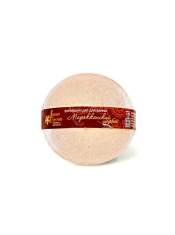 Бурлящий шар для ванны Марроканский Щербет